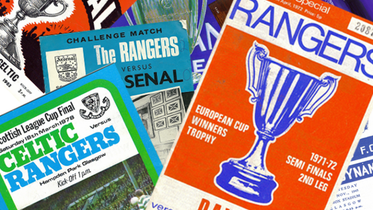 rangers programme collector
