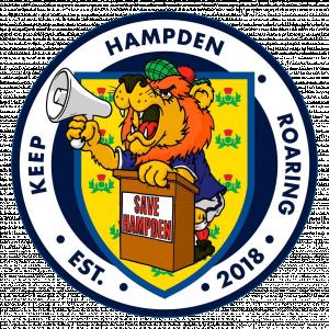 Keep Hampden Roaring Logo