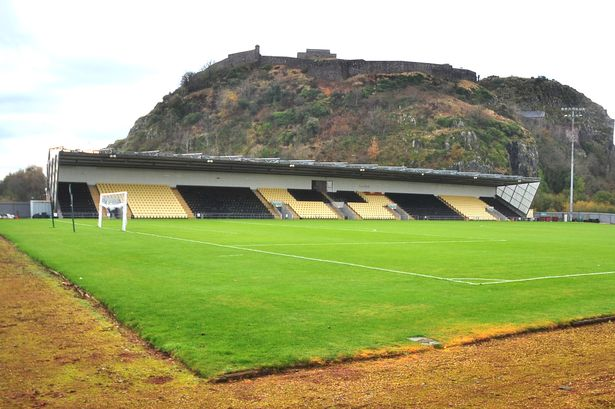 Dumbarton Football Stadium