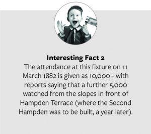 First Hampden Attendance Records