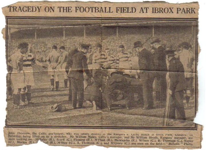 John Thomson Feature