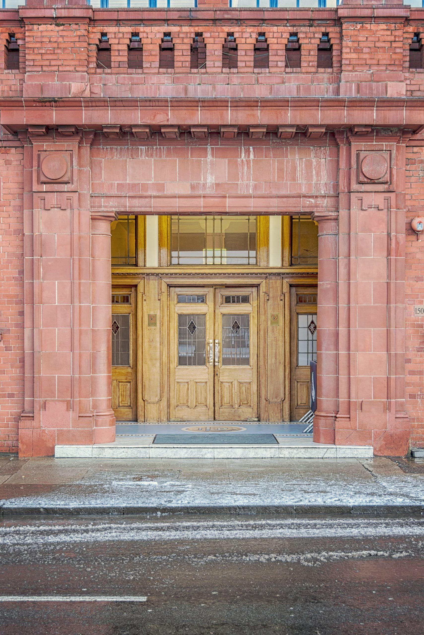 Ibrox Doors